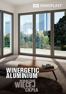 Folder Winergetic Aluminium